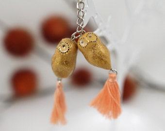 Bag Duo of OWL Golden