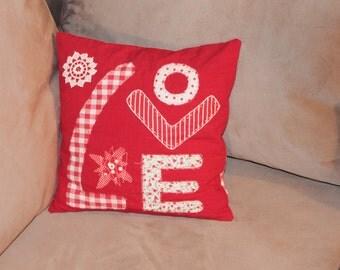 Pillow Shams LOVE