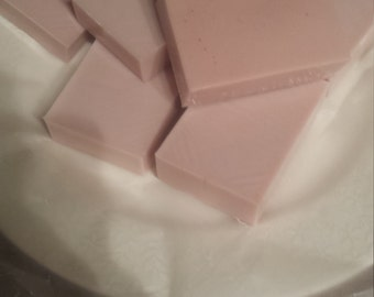 Pink Sugar (type) goats milk soap