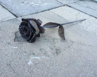 Steel Metal Roses