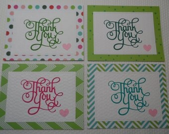 Note Cards/Thank You Cards/Embossed Cards