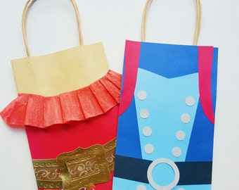 Elena of Avalor/ Gabe Party Favor Bags
