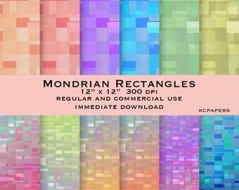 Mondrian Rectangles