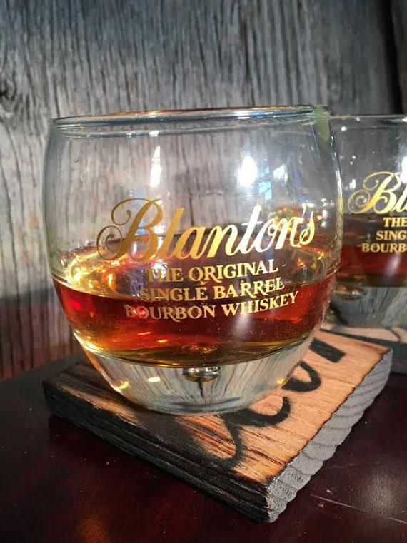 Blanton S Bourbon Whiskey Glass