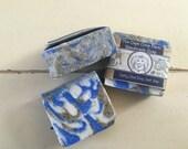 Salty Sea Dog Salt Bar, Salt Soap, Cape Cod Sea Salt Soap, all natural soap, cold process soap
