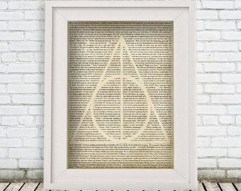 Printable/Downloadable Deathly Hallows Picture 16x20