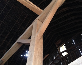 Reclaimed Lumber 4x4x8