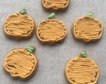 Gluten-Free Pumpkin Dog Treats