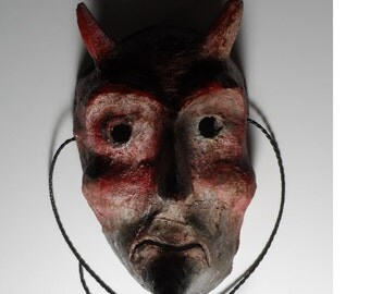 I - The Devil (Mask I of VI)