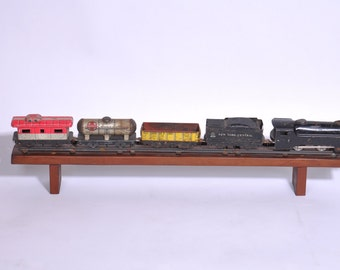 1950's Marx wind up train