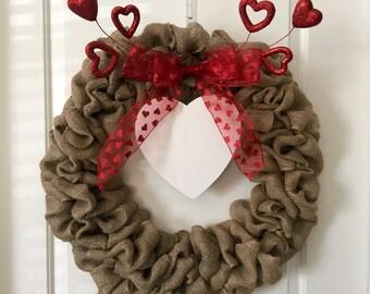 Valentine's Day Mega Wreath