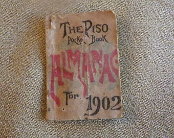 The Piso Almanac 1902