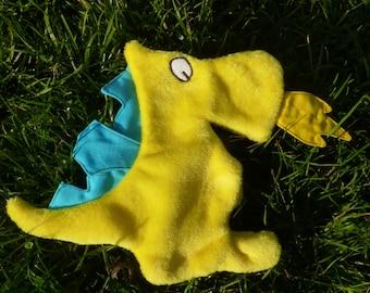 Doudou yellow dragon