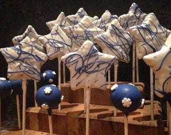 Cake Pops Winter Wonderland Made to Order