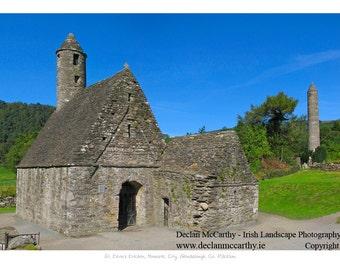 St. Kevin's Kitchen, Glendalough, Co Wicklow GdlM05