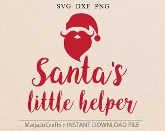 Merry Christmas SVG Santa svg Baby Christmas SVG Cricut downloads Santa Bear svg Christmas cricut files Xmas svg Happy Holiday Cutting files
