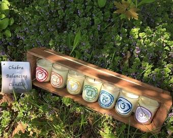 Chakra Balancing Candles