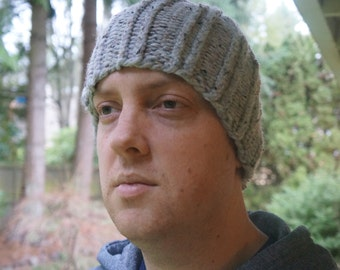 Wool Blend Knit Beanie - Available in 3 Colors