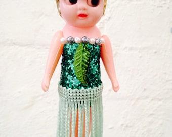 Flapper Gal kewpie doll