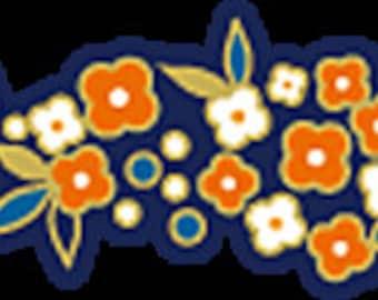 Pavilio Flower Yamabuki Lace Tape