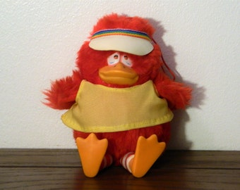 Vintage Russ Lester The Looney Plush Toy