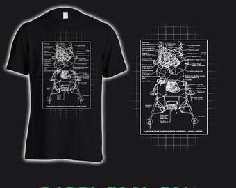 Lunar Module T Shirt.