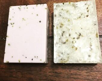 Elder Flower Shredded Soap Series