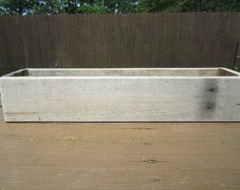 Pallet Planter Box, Modern Planter Box, Box Planter, Rustic Wood Planters, Garden Planter Box, Outdoor Wood Planters, Outdoor Flower Box
