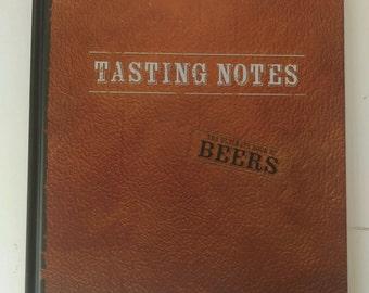 Beer Tasting Notes Notebook Book Ultimate Book of Beers