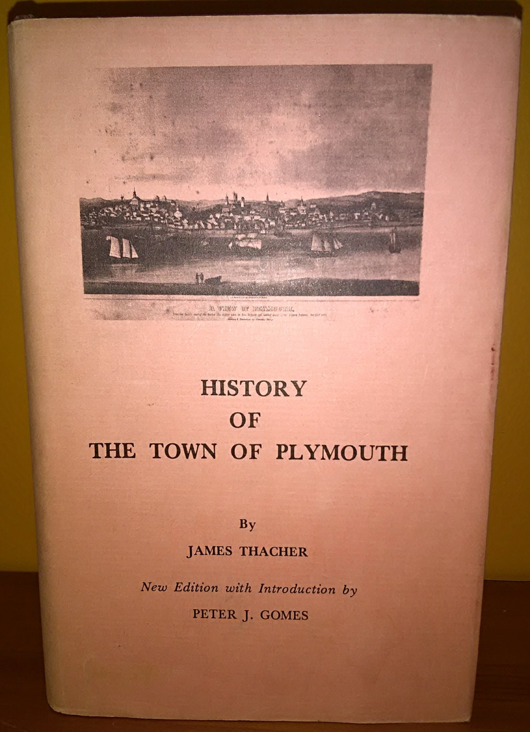 Scarce History Of The Town Of Plymouth Massachusetts 1 Of