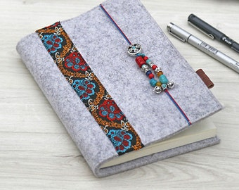 Notebook felt case