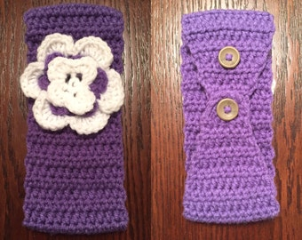 Children's size earwarmer/headbands