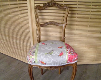 Napoleon revisited 3 style Chair