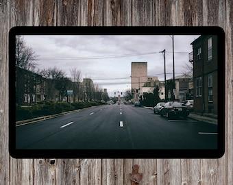 Street Photo, Urban City Image, City Photo, Urban Photo, Downtown Photo, Urban City Photo, Car Photo, Tall Building