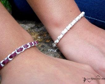 Marianne white bracelet