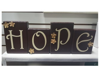 Hope Wood Block Set