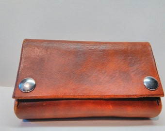 Handmade Leather 3DS case