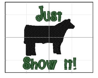 Just show it steer 4x4