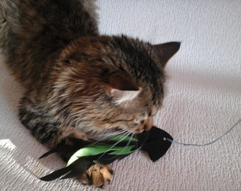 fish eco-toy for animals