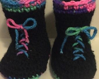 Toddler booties