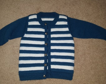 Knit Quilted Jacket