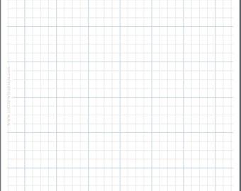 A5 printable - graph paper