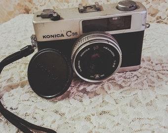 Konica Vintage/Antique Camera