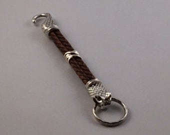 Snake Keychain
