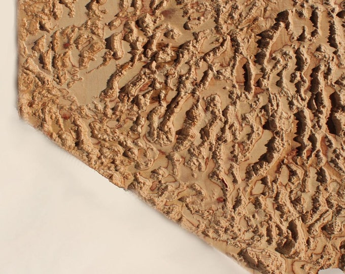 "Nevada state 3D wooden terrain map 19"" x 17"""