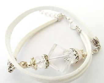 Wrap Bracelet - Choker