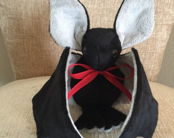 CUDDLE TUXIE Bat Plush