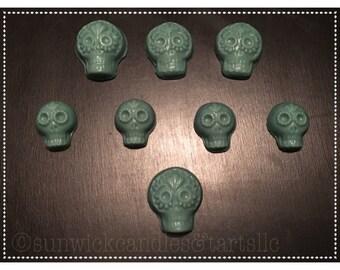 Sugar Skull Melts (8 pieces)