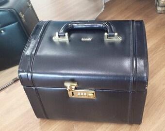 Vintage Antler Vanity Case