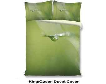 King Size Bedding Etsy